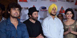 Sunny Deol and Urvashi Rautela unveil Bhagat Singh statue