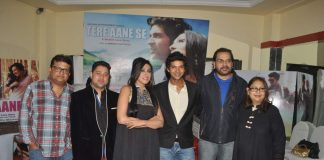 Purab Kohli and Rituparna Sengupta attend Tere Aane Se press conference