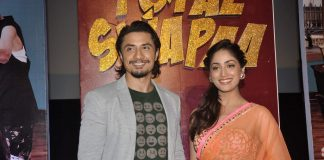 Ali Zafar and Yami Gautam attend Total Siyappa first look launch