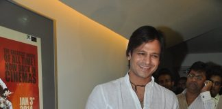 Vivek Oberoi attends special screening of Krrish 3 for children
