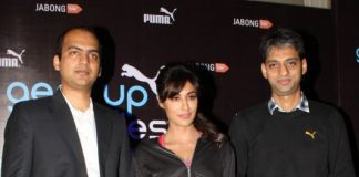 Chitrangada Singh launches Puma's Gear up buddy campaign