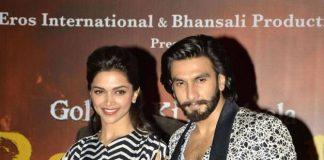 Deepika Padukone and Ranveer Singh attend Cinepolis Multiplex launch in Pune