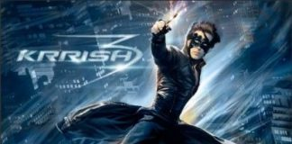 Krrish 3 wins over box office with Rs. 72.7 crore in 3 days
