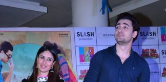 Imran Khan, Kareena Kapoor promote Gori Tere Pyaar Mein at R City Mall