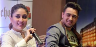 Kareena Kapoor and Imran Khan promote Gori Tere Pyaar Mein