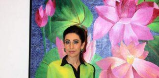 Karisma Kapoor attends Bal Disha painting exhibition