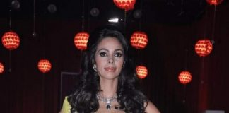 Mallika Sherawat shoots for The Bachelorette – Mere Khayolon Ki Mallika grand finale