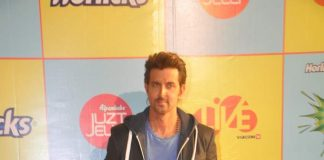 Hrithik Roshan, Shahrukh Khan attend Nickelodeon Kids' Choice Awards