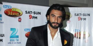 Ranveer Singh appears on Dance India Dance to promote Ram-Leela