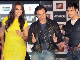 Delhi media asks Saif Ali Khan to apologize for arriving late for press meet
