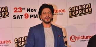 Shahrukh Khan and Rohit Shetty attend Chennai Express' success bash by Zee TV