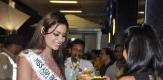Srishti Rana's Miss Asia Pacific 2013 crown found to be fake