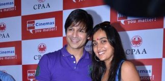 Vivek Oberoi and wife Priyanka celebrate Diwali with children suffering from cancer