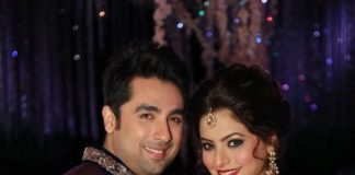 Stars attend Aamna Sharif and Amit Kapoor's wedding reception