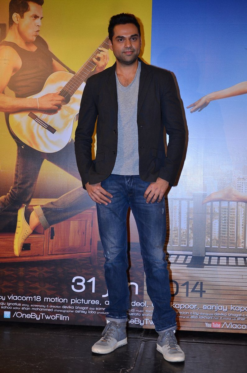 Abhay Deol One by Two (1)