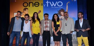 Abhay Deol and Preeti Desai launch first look of One By Two