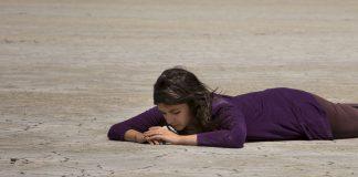 Alia Bhatt shoots scenes for Highway in Sambhar