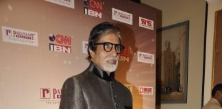 Amitabh Bachchan attends CNN IBN Heroes awards