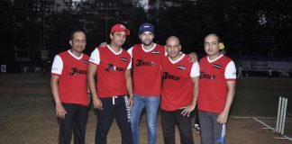 Rohit Roy, Varun Badolaat, Samir Kochhar play cricket match for good cause