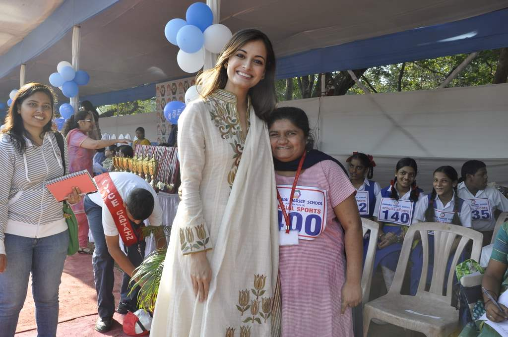 Dia Mirza sports meet (1)