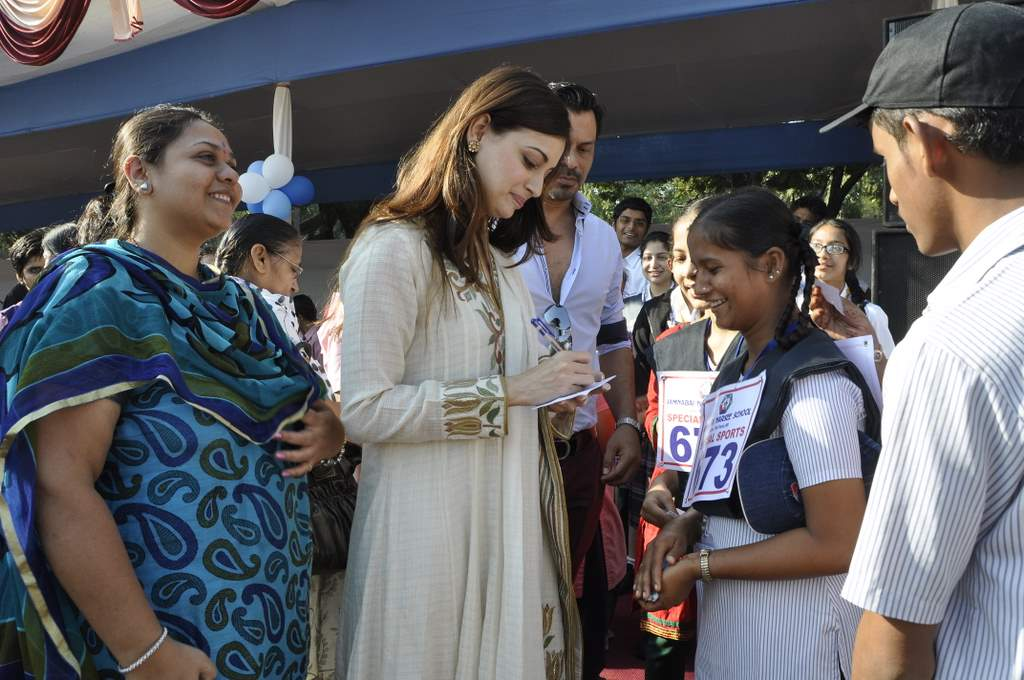 Dia Mirza sports meet (2)