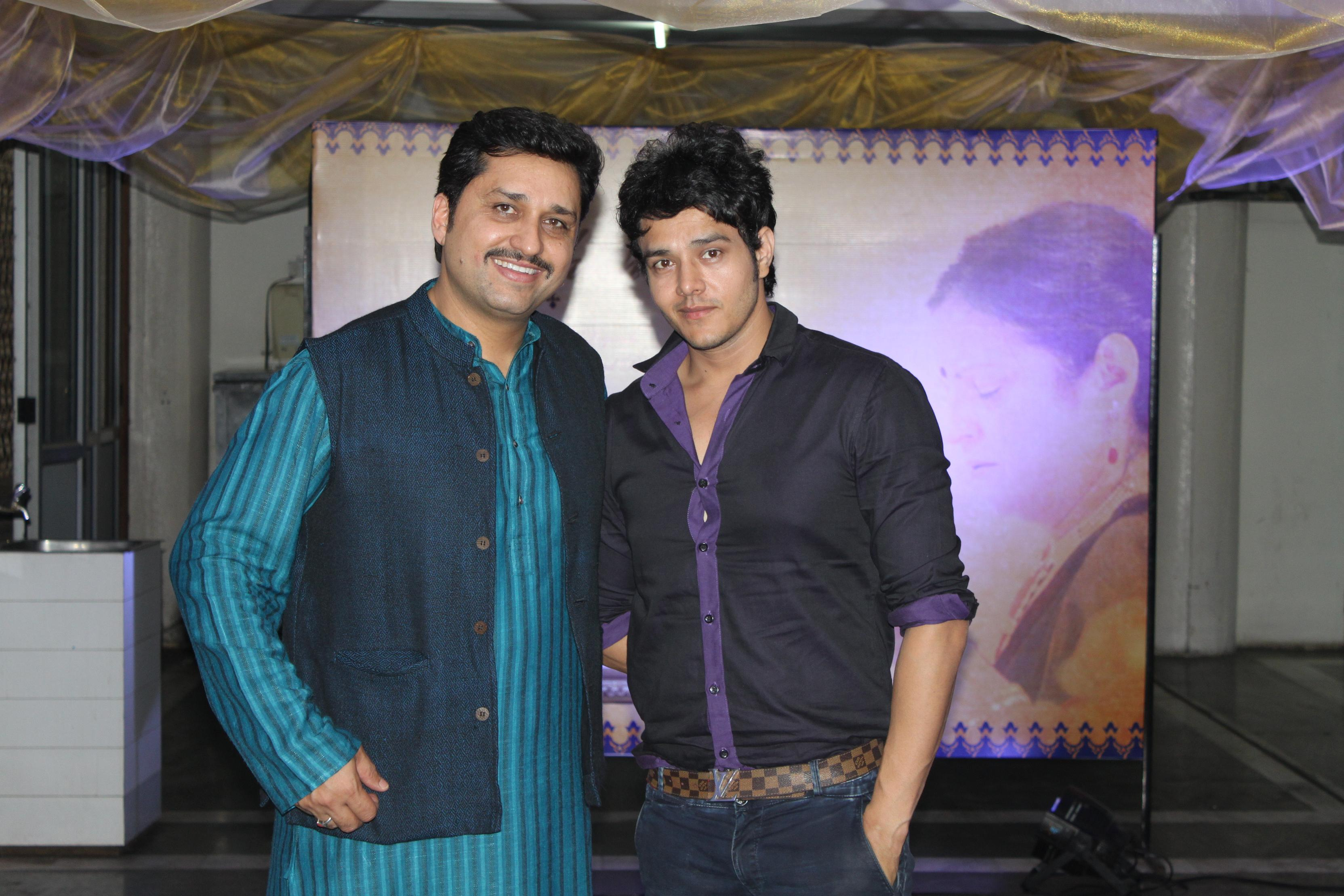 Gautam Chaturvedi and  Aniruddh Dave