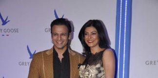 Kangna Ranaut, Vivek Oberoi and Sushmita Sen attend Grey Goose Style Du Jour event
