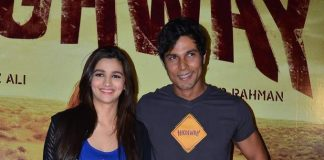 Alia Bhatt and Randeep Hooda launch first look of Highway