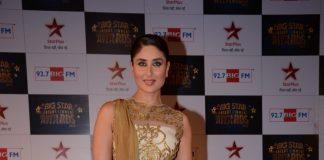 Kareena Kapoor Khan attends BIG Star Entertainment Awards 2013