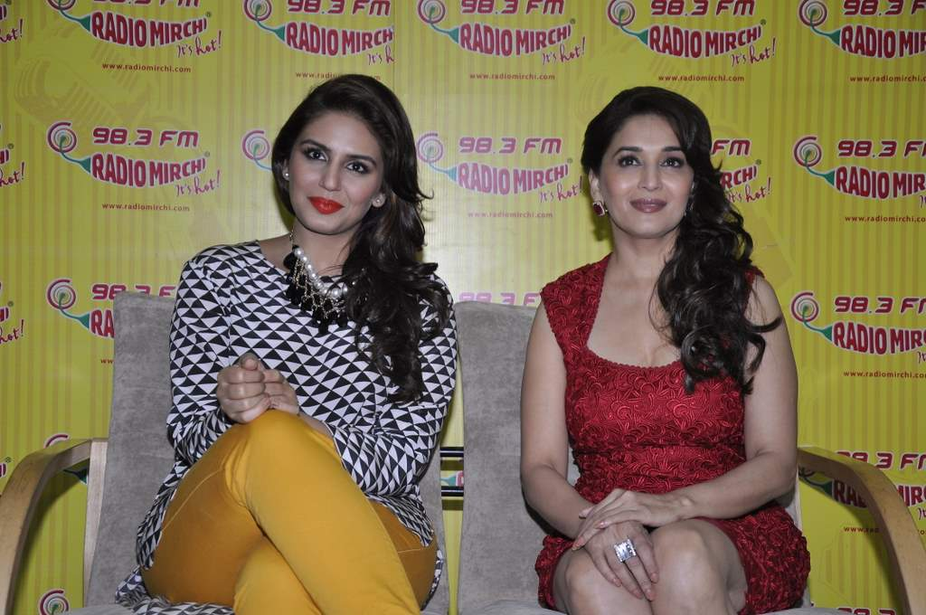 Madhuri and Huma (1)