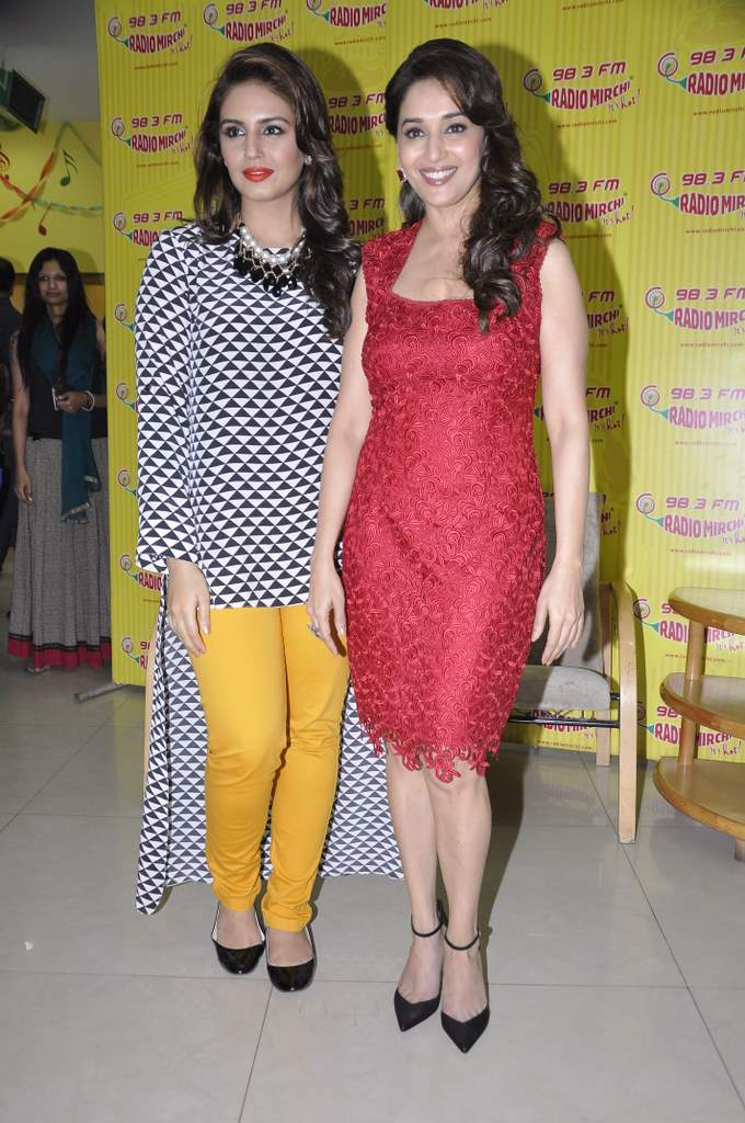 Madhuri and Huma (4)