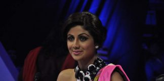 Shilpa Shetty spotted on Nach Baliye sets