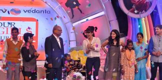 Priyanka Chopra launches NDTV and Vedanta's Our Girls Our Pride campaign
