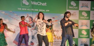 Sonakshi Sinha and Shahid Kapoor promote R…Rajkumar on December 1, 2013