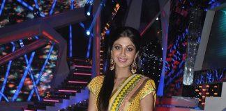 Shilpa Shetty spotted on Nach Baliye 6 sets