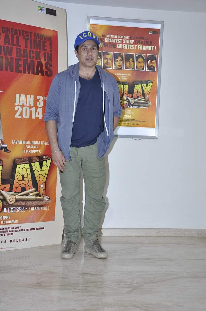 Sholay 3D screening (3)
