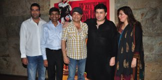 Stars attend special screening of Sholay 3D