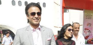 Vivek Oberoi, Anu Malik, Ashmit Patel attend UpperCrust Food and Wine Show