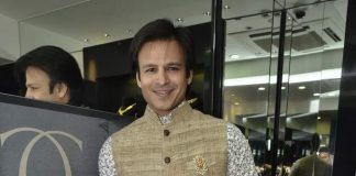 Vivek Oberoi attends Gehna Jewellers' new collection launch