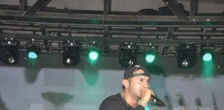 Honey Singh promotes Yaariyan at Mithibai College