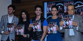 Yaariyan team spotted at movie promotions