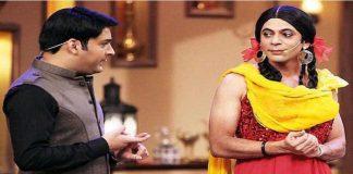 Sunil Grover becomes Kunwari for Boogie Woogie