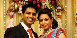 TV and movie stars attend wedding reception of Dheeraj Kumar's nephew