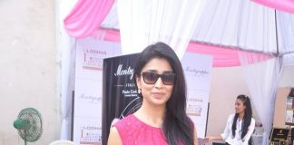 Shriya Sharan attends The Times Literary Carnival