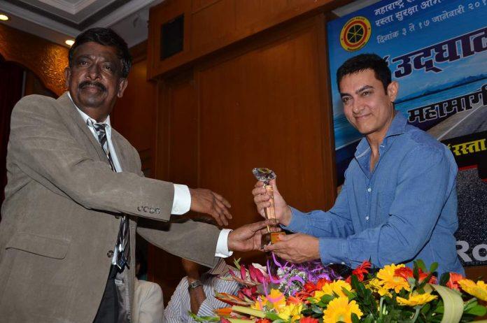 Aamir Khan at Traffic press conference (3)