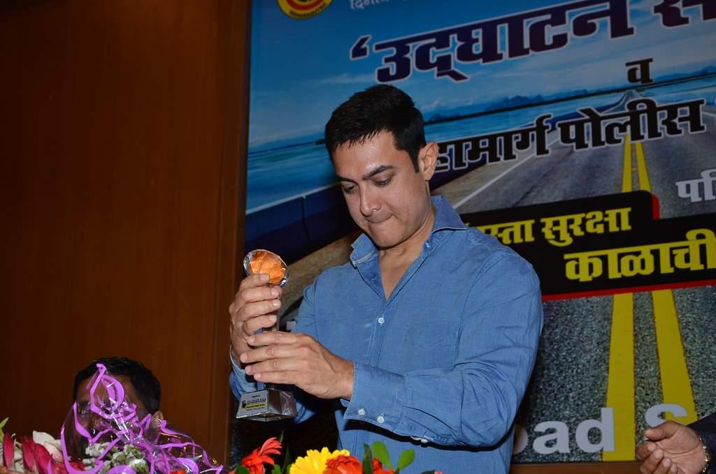 Aamir Khan at Traffic press conference (4)
