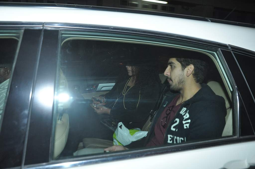 Aamir Khan party (5)