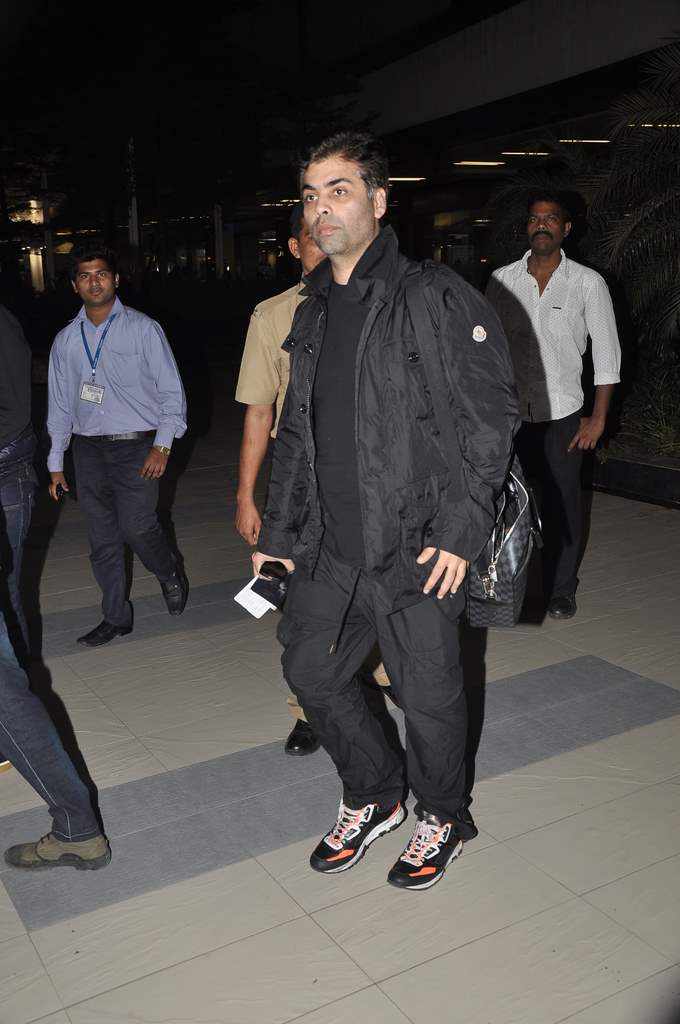 Airport celebs (2)