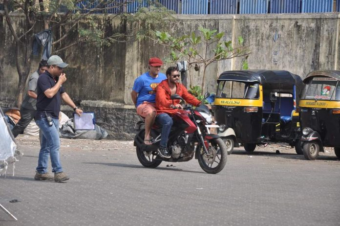 Ajay devgn Action Jackspn shoot (2)
