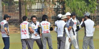 Aftab Shivdasani, Bobby Deol, Zayed Khan snapped at CCL practice session